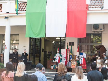 Evento foi realizado na Casa de Cultura