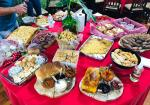 Apresentação dos pratos criados pelos alunos